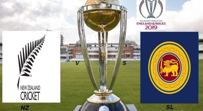 ICC World Cup 2019 New Zealand vs Sri Lanka Match 3   Cricket News Updates