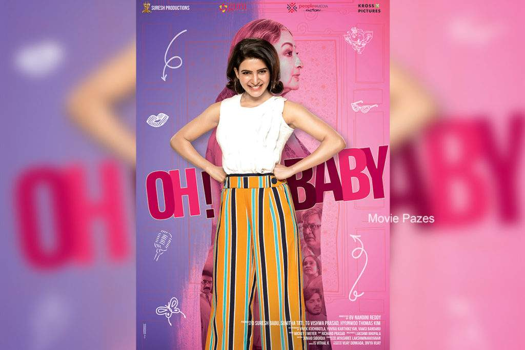 "Samantha's ""Oh Baby"" Movie Review!"