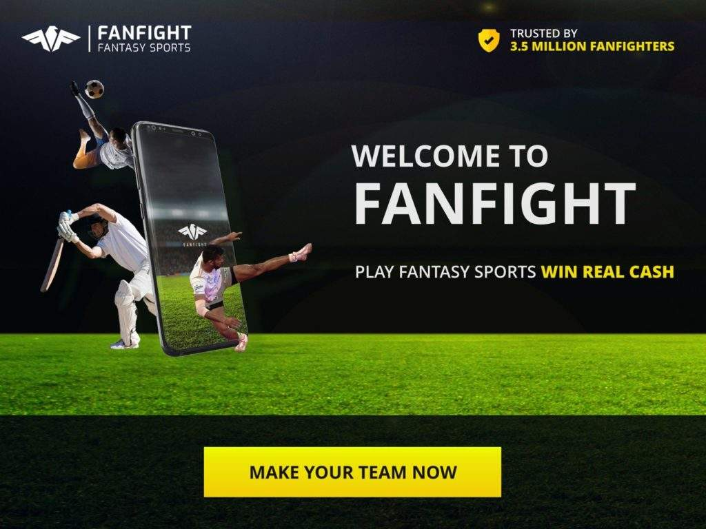 Play Fantasy Cricket and Win Cash Daily Inspiring you to Play More – FanFight