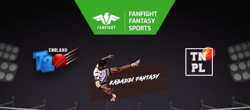 Fantasy Sports | Play Online Fantasy Cricket, Kabaddi and Football Games & Leagues in India - FanFight