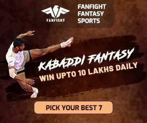 Tips to Play Fantasy Kabaddi Ensuring that You Win the Match in Real-Time – FanFight