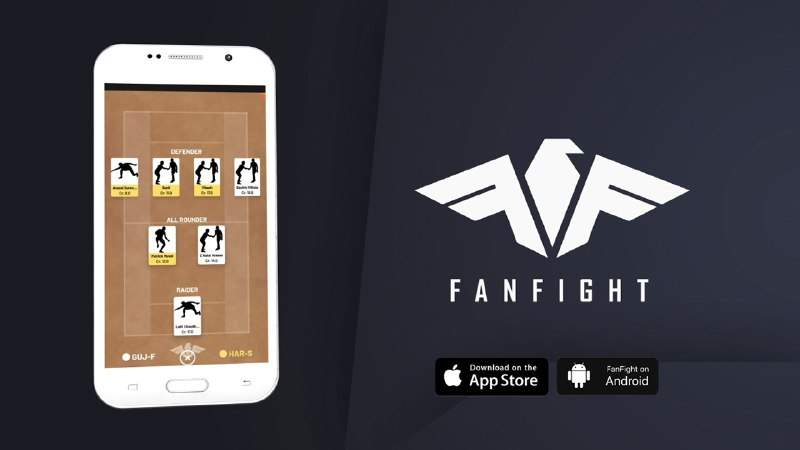 Download Fantasy Kabaddi App and Learn how to play Fantasy Kabaddi