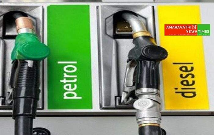 Central Govt. Hikes Excise Duty on Petrol by Rs.10 and on Diesel by Rs.13 Per Litre