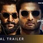 Nani V Movie Release Date Fixed | Sudheer Babu | Mohana Krishna Indraganti