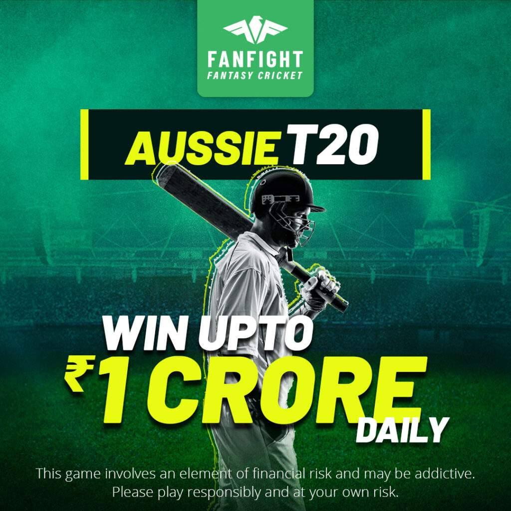 Play Fantasy Cricket Become a Champion and Win Crores - FanFight