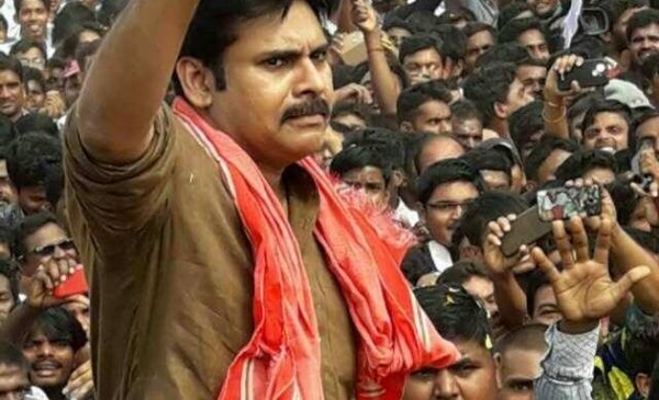 Pawan Kalyan Ichchapuram Tour Photo Gallery